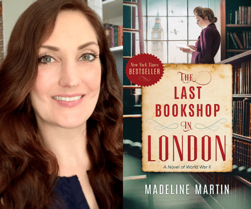 Madeline Martin – New York Times & USA Today Bestselling Author