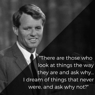 The Assassination of Bobby Kennedy: Three Strikes and the Early Hope of a Generation Is Out