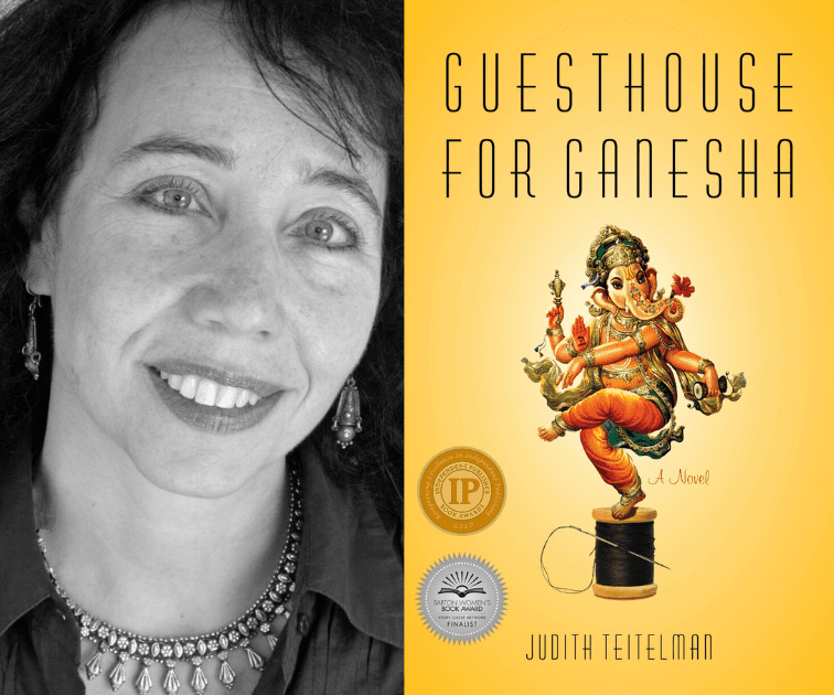 Guesthouse for Ganesha by Judith Teitelman