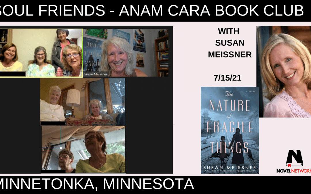 Bonded by Family, Friendship…and Books!