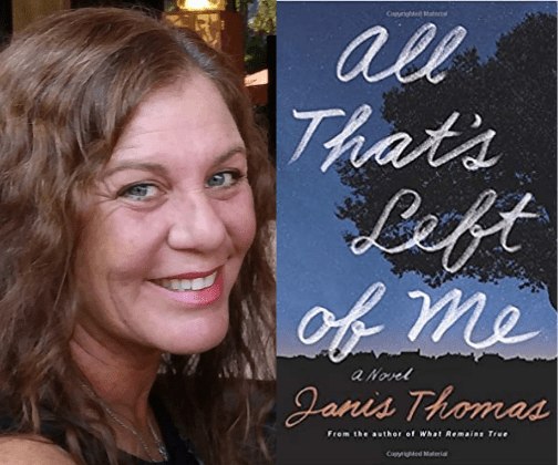 All That's Left of Me by Janis Thomas