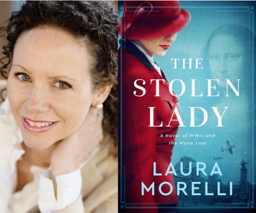 Laura Morelli – Art Historian and USA Today Bestselling Author of Historical Fiction