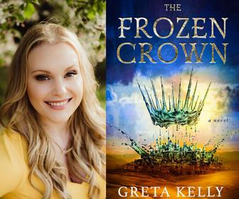 Greta Kelly – Debut Author