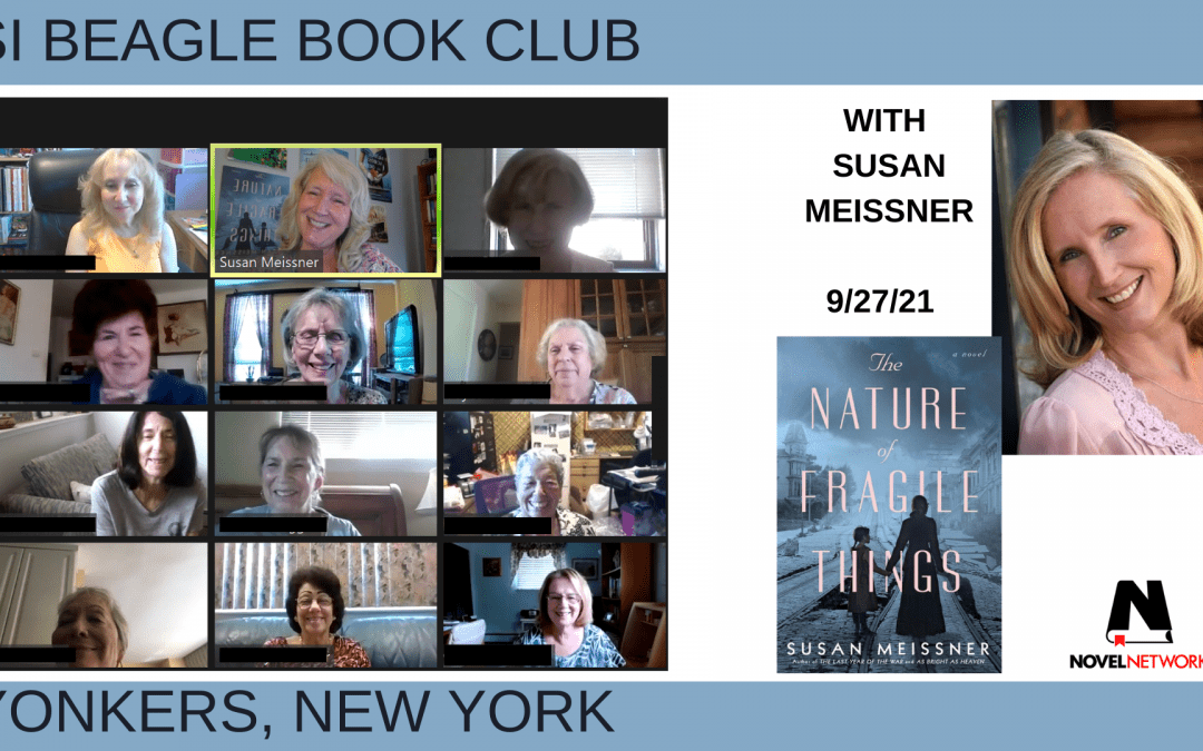 An Author Study Series Featuring Susan Meissner