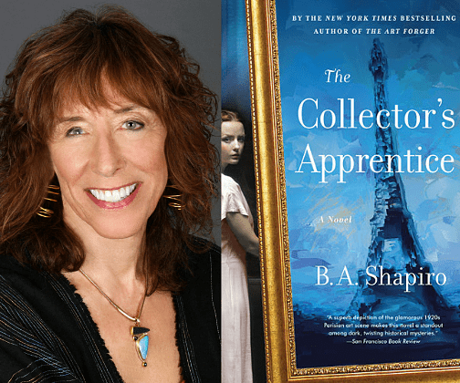 B. A. Shapiro – New York Times Bestselling Author