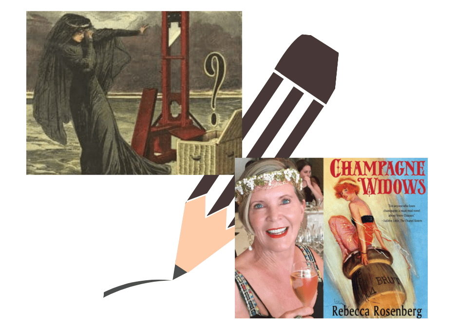 HALLOWEEN COUNTDOWN: 10 fun facts about the guillotine PLUS book club special!